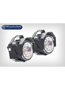 Wunderlich LED additional head light ATON black