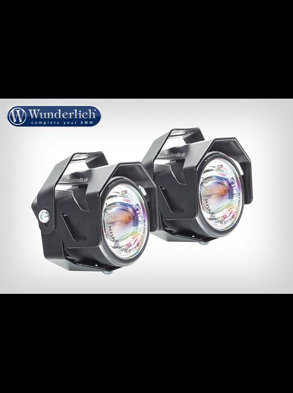 Wunderlich LED additional head light ATON black