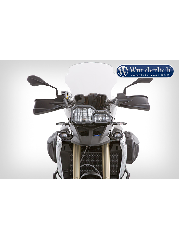 Wunderlich LED additional headlight MicroFlooter