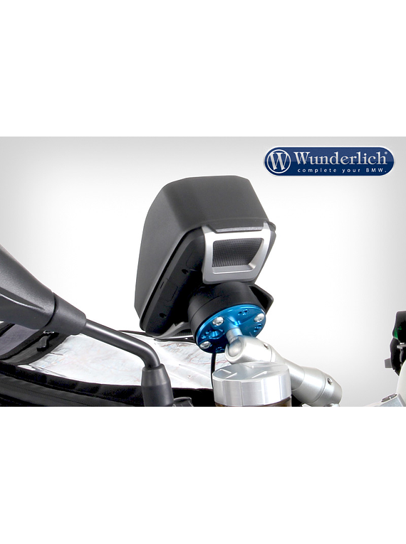 Glare Shield TomTom Rider 550 | 450 | 410 | 400 | 42 | 40  upright
