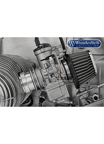 Intake manifold for carburetor PHM 38 BS1