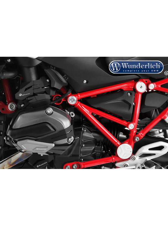 Wunderlich frame covers