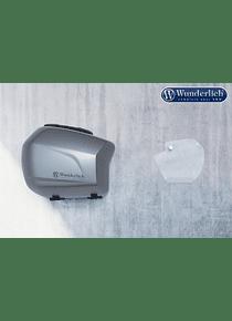 Wunderlich Luggage wall bracket system silver