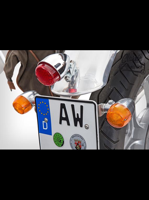 Universal indicator mount