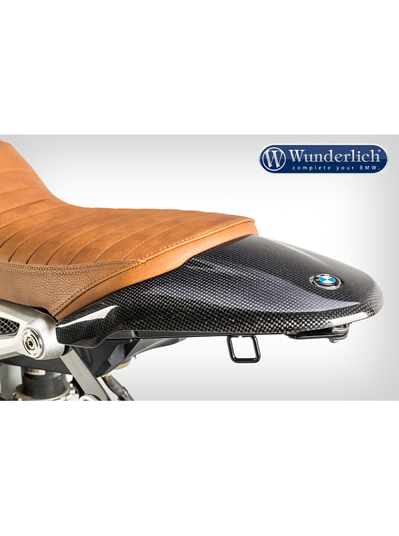 Seat lining for monoseat