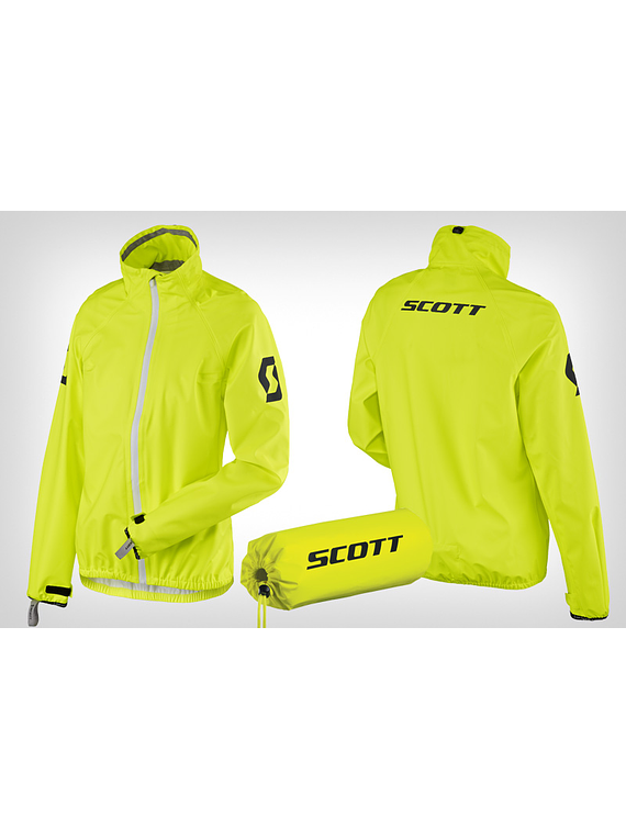 SCOTT Ergonomic Rain Pro DP Rain Jacket Ladies