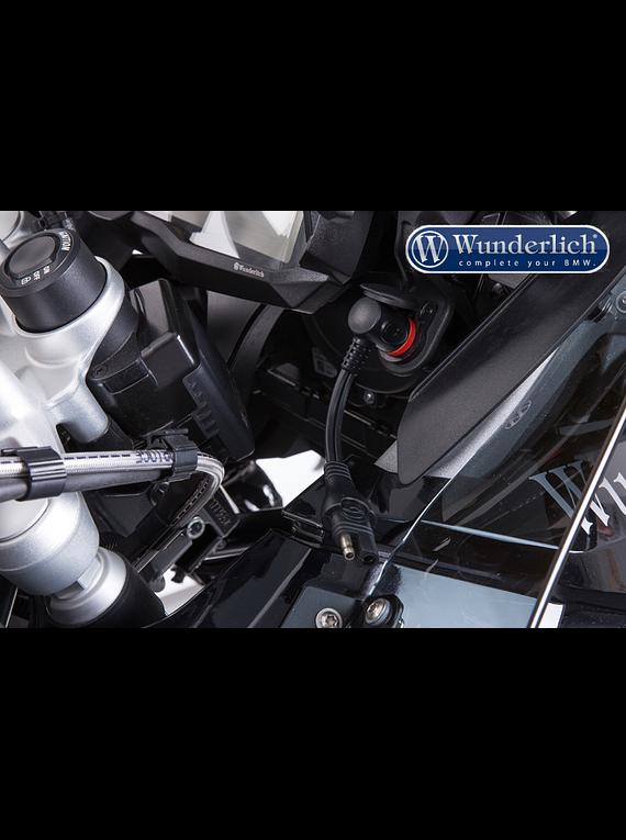 Optimate motorcycle socket