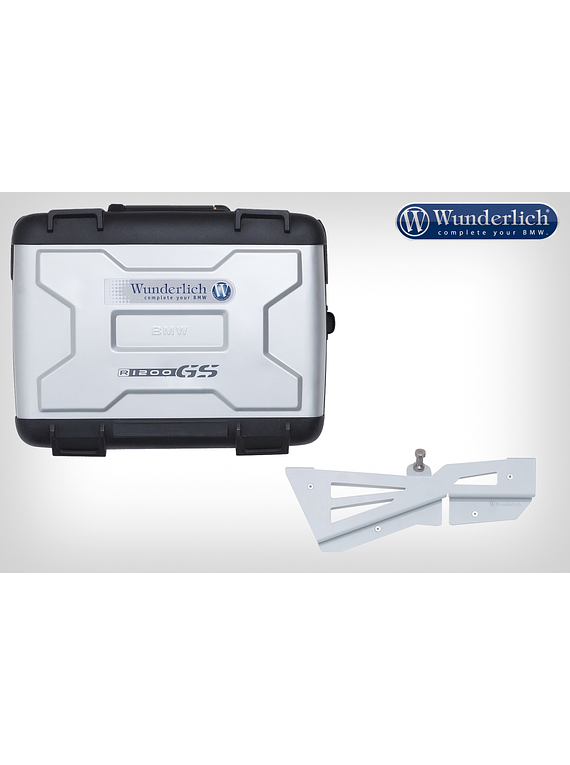 Wunderlich Luggage wall bracket system R 1200 GS