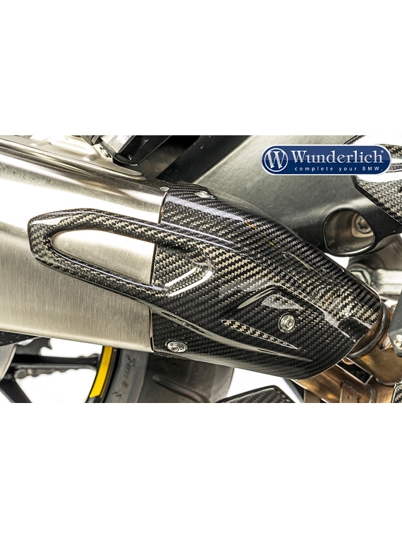 Exhaust heat guard S 1000 XR