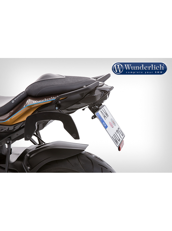 Tail section S1000 XR incl. FineLiner tail light