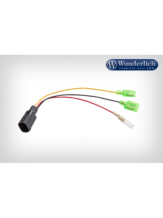 Wunderlich Tail light electrics kit