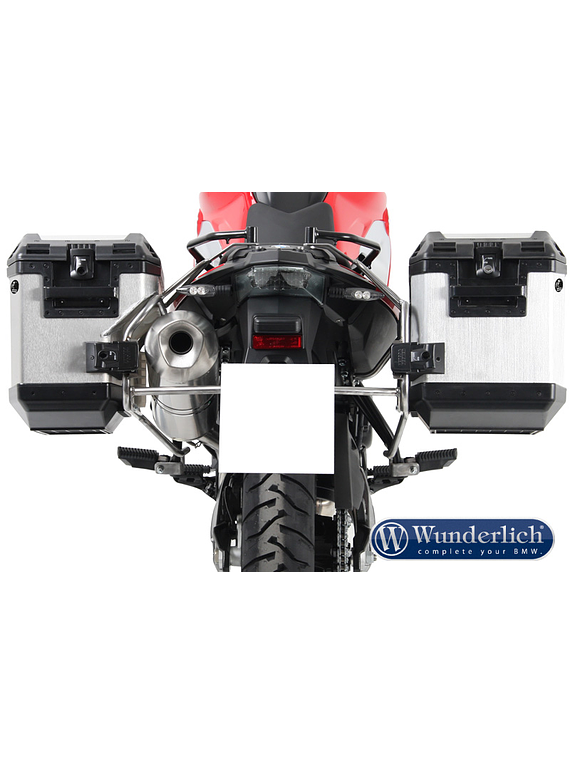 Case system cut out F 650/700 GS
