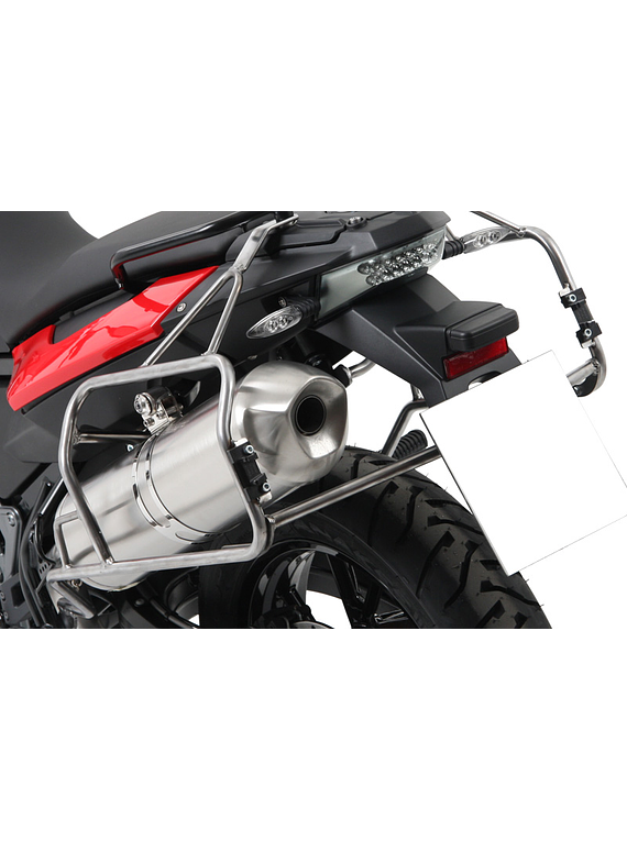 Case system cut out F 800 GS
