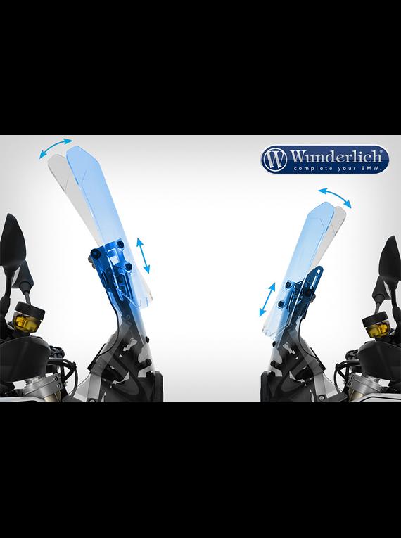 Wunderlich Windscreen F 800 GS (2017-) TOURING VARIO