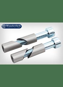 Wunderlich Adapter for original handlebar end weights