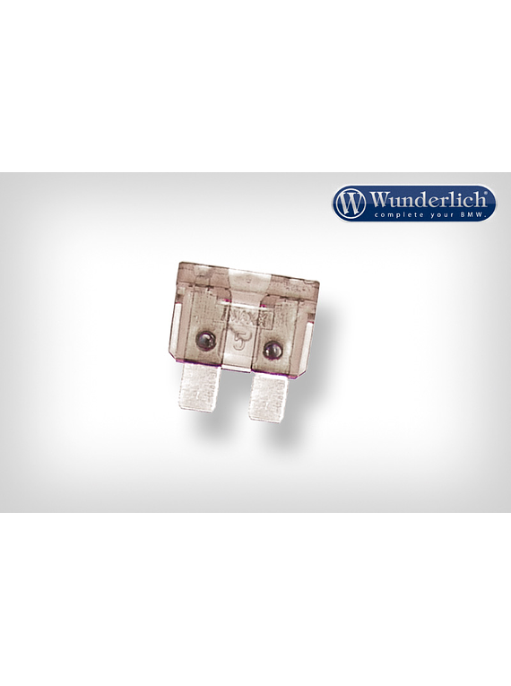 Replacement fuse 2A