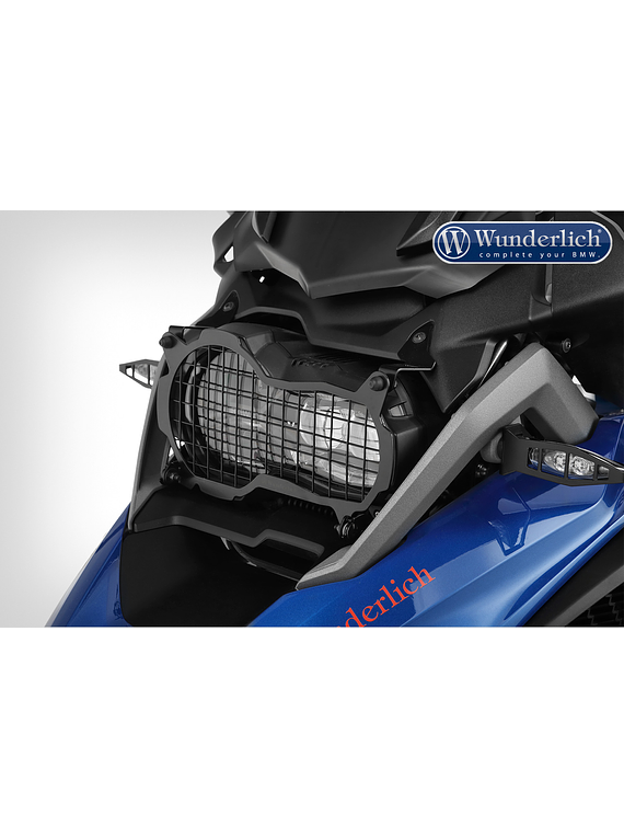 Wunderlich Headlight protector foldable