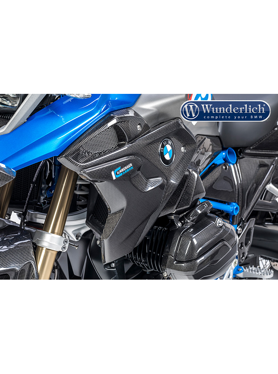 Airtube complete incl Flap BMW R 1200 GS (2017-)