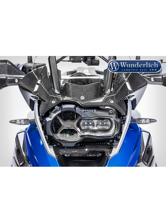 Windprotector instruments R 1200 GS (2017-)