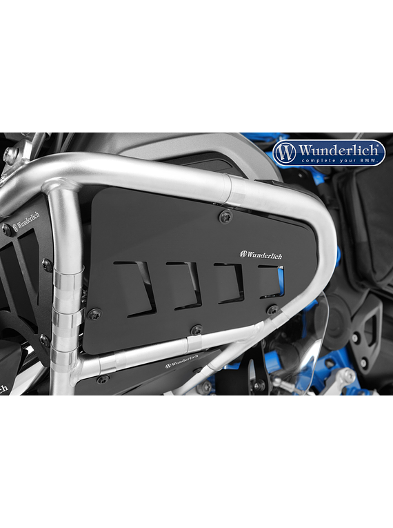 Wunderlich Rock Guard Set for Original BMW Engine Protection Bars.