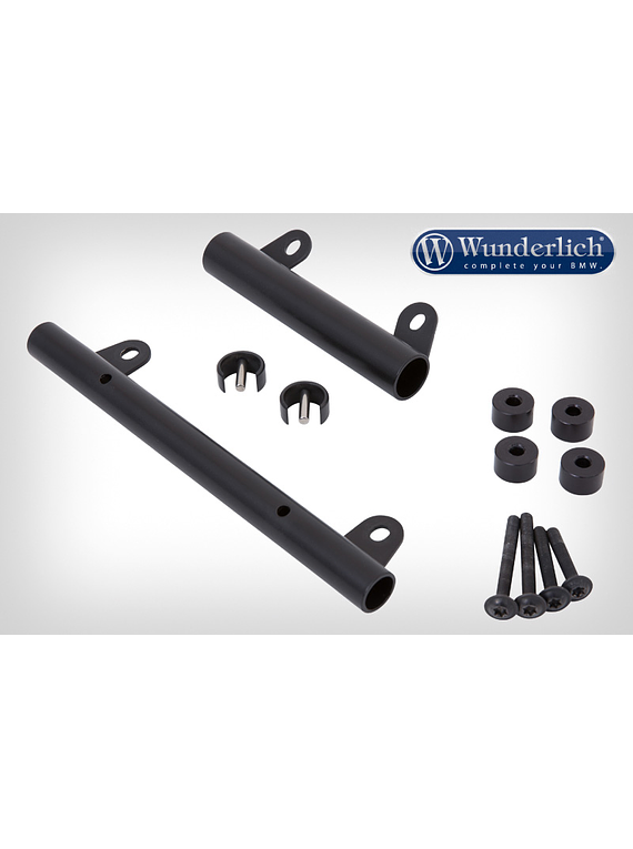 Wunderlich Pipe mounting for MAMMUT side bags