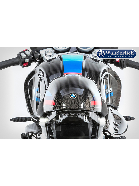 Pillion seat replacement with brackets R nineT/Racer