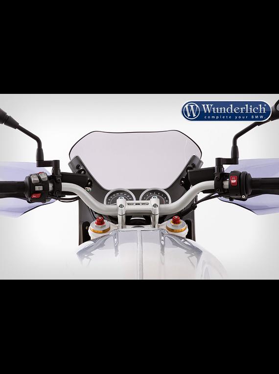 Wunderlich Daytona R nineT cockpit fairing (2017+)