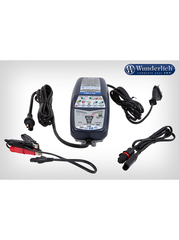Wunderlich Edition Optimate battery charger