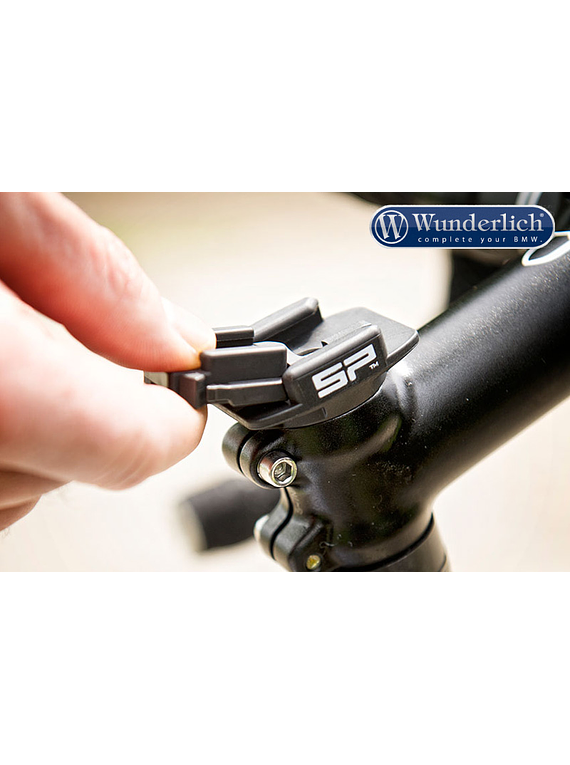 SP-Connect Adapter Kit with twist-to-lock function