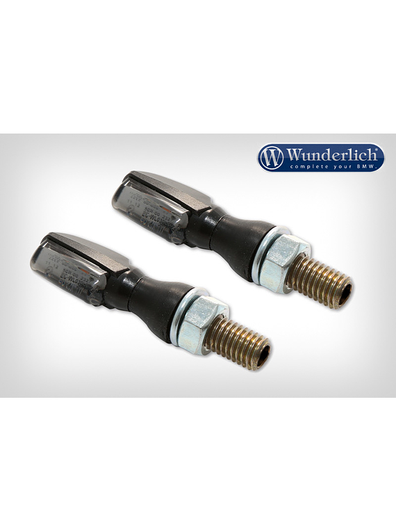 LED Spark tinted indicator (pair)