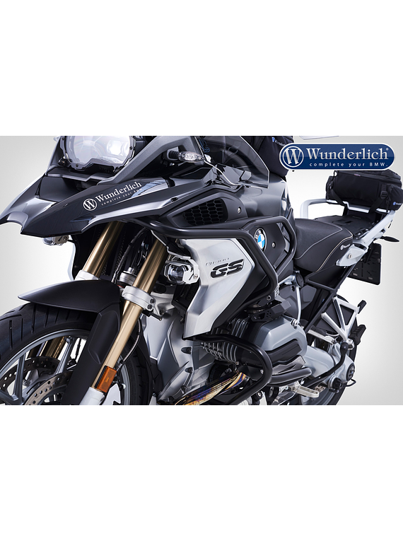 Wunderlich LED auxiliary headlight MICROFLOOTER