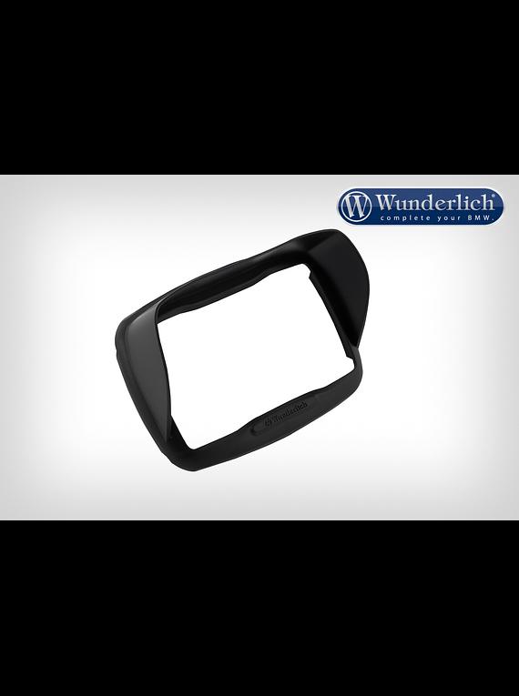 Device glare shield Garmin Zumo 395/390/BMW Navigator Street