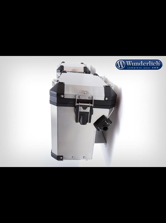 Wunderlich Luggage wall bracket system R 1200/1250 GS Adv.
