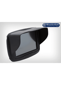 Device glare shield Garmin Zumo 595
