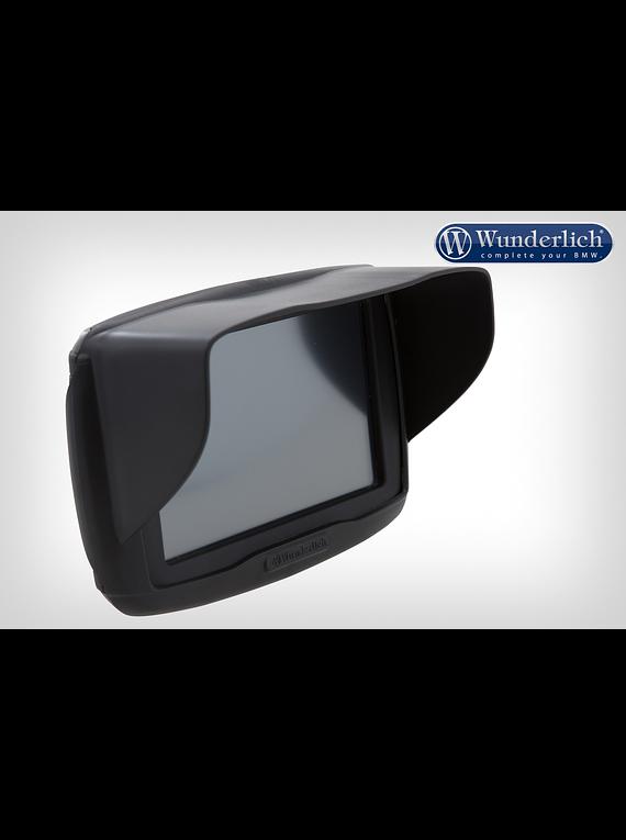 Device glare shield Garmin Zumo 595