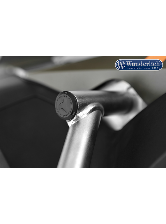 Wunderlich tank protection bar cover plugs