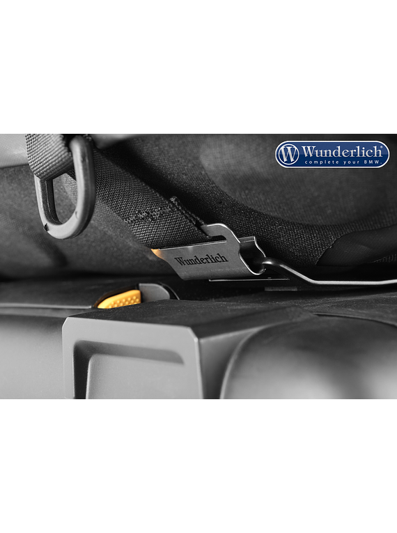 Wunderlich Luggage rail for original Vario case R 1200/1250 GS LC