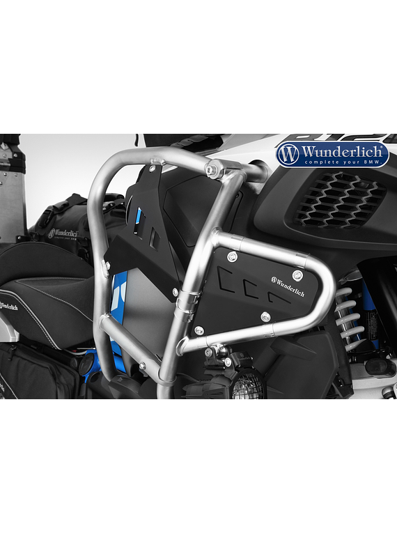 Wunderlich reinforcement bar for tank crash bar R 1200 GS LC / Adv.
