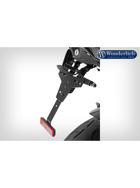Wunderlich tail section S1000 XR without tail light preparations