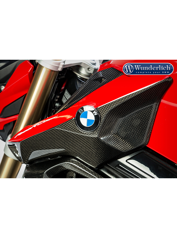 Intake pipe cover F 800 R (2015-)