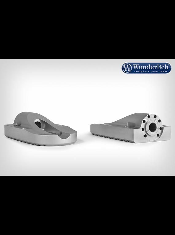 Wunderlich Vario footrest EVO1 (pair)