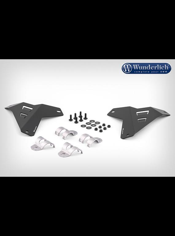 Wunderlich filler plate for reinforcement bar