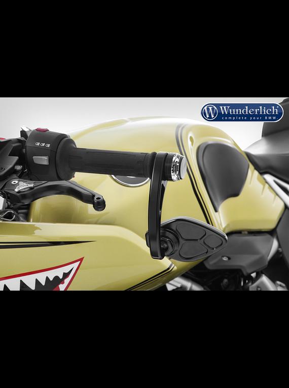 Wunderlich adapter handlebar end mirror for indicator  m-Blaze R nineT