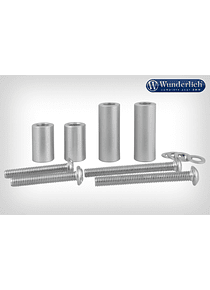 Wunderlich mounting kit for aluminium mudguard