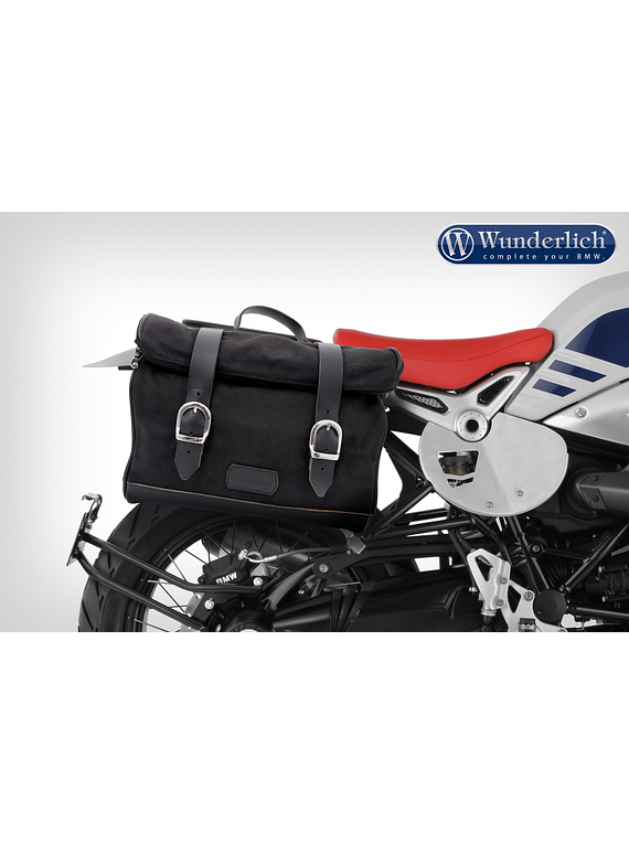 Wunderlich Pipe mounting for MAMMUT side bags ENDURO