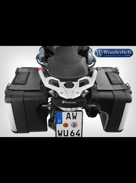 Wunderlich Luggage rails for original Vario case R 1200/1250 GS LC