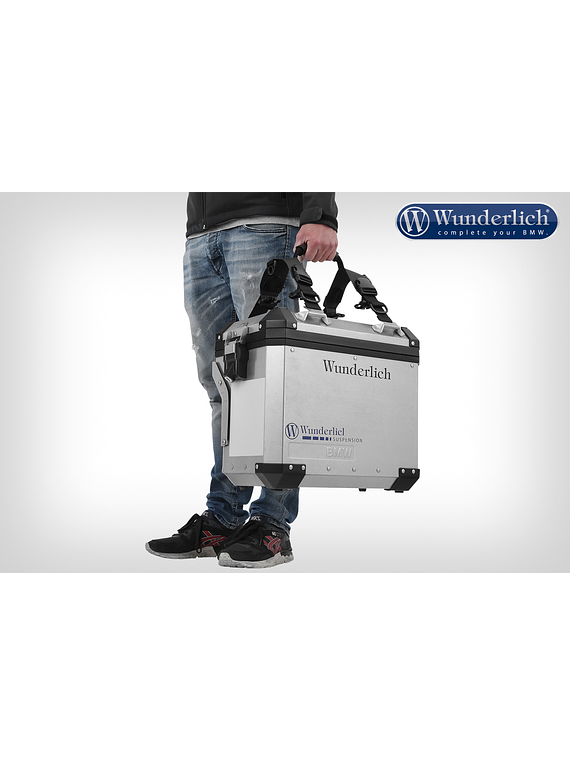 Wunderlich Rack Pack WP40 (incl. quick fastening)