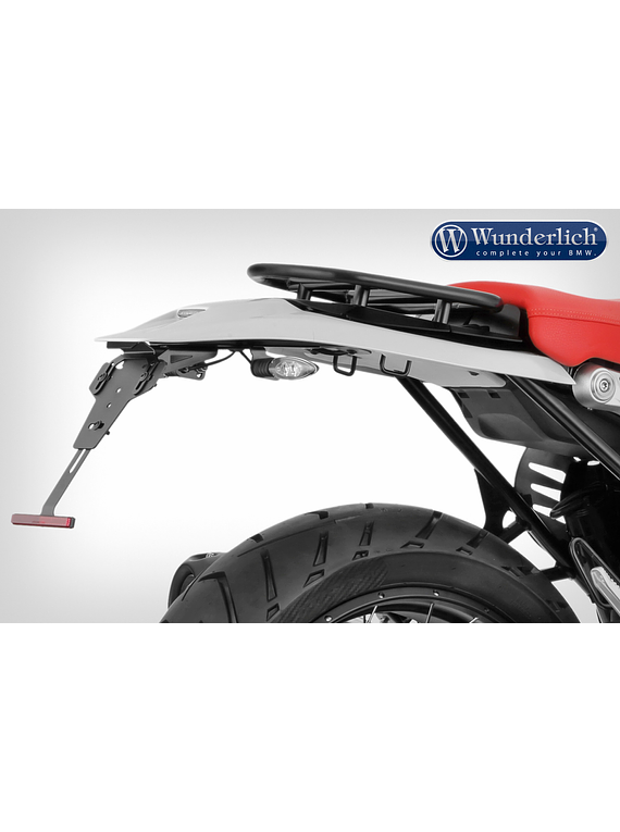 Wunderlich Enduro tail conversion with rear light (Solo)