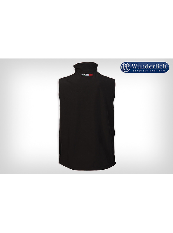 WarmMe E-Vest heated vest incl. lithium battery and charger