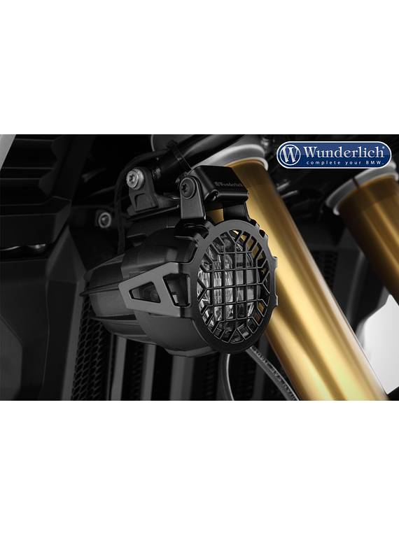 Wunderlich LED Auxiliary light protection grille NANO